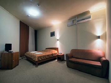 Комфортный номер люкс в гостинице Митино